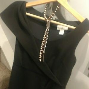 Ann Taylor Dresses - The Perfect Black Dress Size 4P